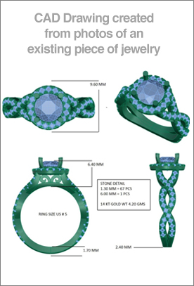 Daytona Custom Jewelry