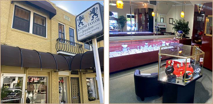 Joseph Taylor Jewelers Storefront