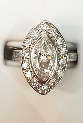 Vintage Engagement Rings Daytona